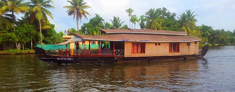 Two Bedroom Deluxe Houseboat