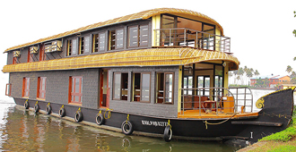 six bedroom houseboat